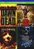 Dawn of the Dead / George A. Romero's Land of the Dead / Halloween II / The People Under the Stairs DVD Movie