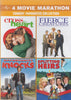 4 Comedy Favorites Collection (Cross My Heart/Fierce Creatures/Opportunity Knocks/Splitting Heirs) DVD Movie