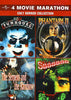 4 Movie Marathon - Cult Horror Collection (The Funhouse / Phantasm II / The Serpent and the Rainbow DVD Movie