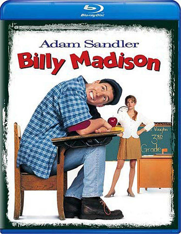 Billy Madison (Bilingual) (Blu-ray) BLU-RAY Movie