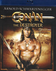 Conan the Destroyer (Bilingual) (Blu-ray)