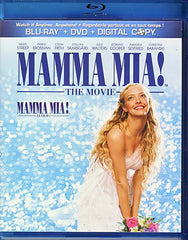 Mamma Mia! The Movie (Mamma Mia! Le Film)(Blu-ray + DVD) (Blu-ray)