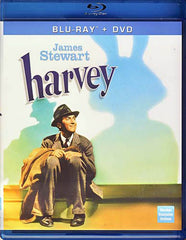 Harvey (Blu-ray + DVD)(Bilingual) (Blu-ray)