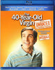 The 40-Year-Old Virgin Unrated (Blu-ray + DVD) (Bilingual) (Blu-ray) BLU-RAY Movie