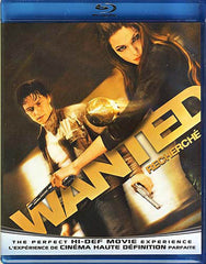 Wanted (Bilingual) (Blu-ray)