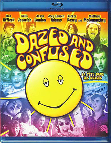 Dazed and Confused (Bilingual) (Blu-ray) BLU-RAY Movie
