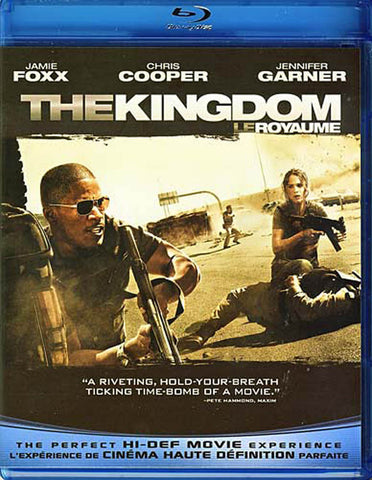 The Kingdom (Bilingual)(Blu-ray) BLU-RAY Movie