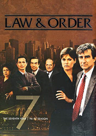 Law and Order - The Seventh Year (Boxset) DVD Movie