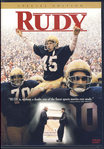 Rudy (Special Edition) DVD Movie
