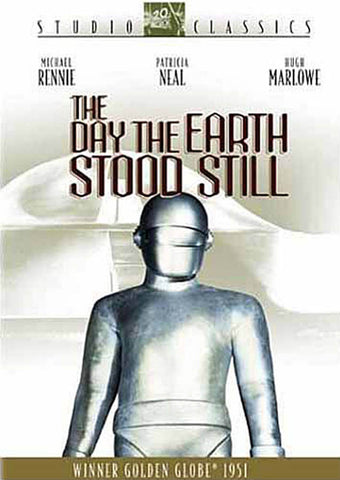 The Day the Earth Stood Still (Studio Classics) DVD Movie