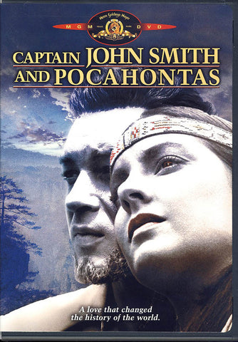 Captain John Smith and Pocahontas DVD Movie