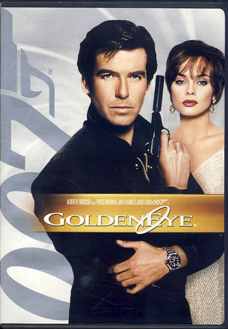 GoldenEye (James Bond) DVD Movie