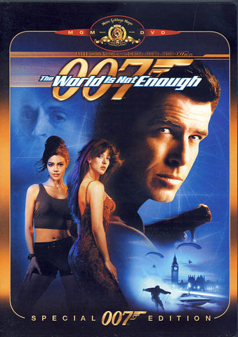 The World Is Not Enough(Special Edition) (MGM) (James Bond) DVD Movie