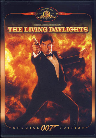 The Living Daylights (Special Edition) (James Bond) DVD Movie