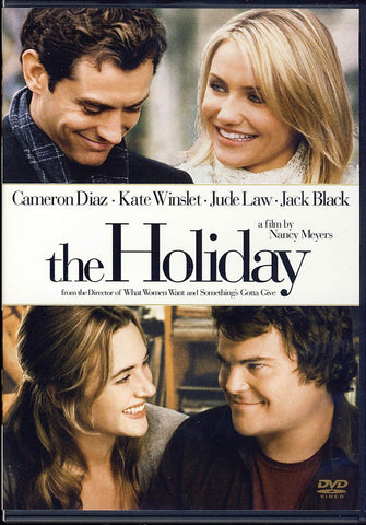 The Holiday (2006) DVD Movie