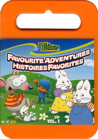 Treehouse - Favourite Adventures / Histories Favorites Vol.1 DVD Movie