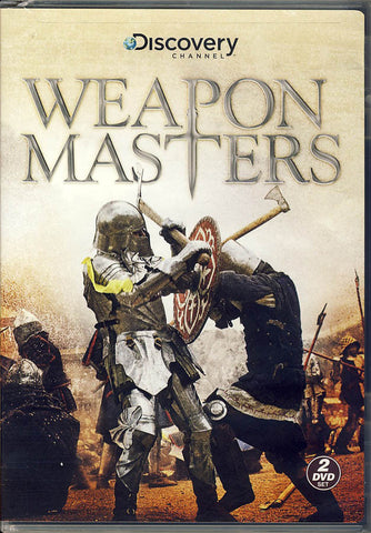 Weapon Masters DVD Movie