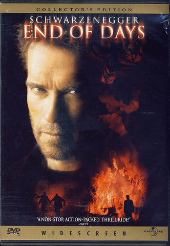End Of Days (Collector s Edition Widescreen) DVD Movie