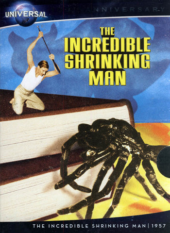 The Incredible Shrinking Man (+ Digital Copy) (Universal s 100th Anniversary) DVD Movie