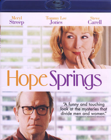 Hope Springs (+ UltraViolet Digital Copy) (Blu-ray) BLU-RAY Movie