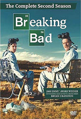 Breaking Bad - The Complete Second Season (Boxset)