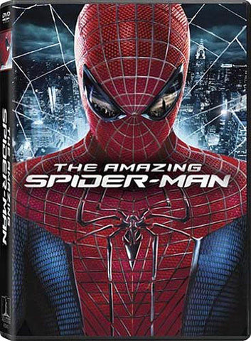 The Amazing Spider-man DVD Movie