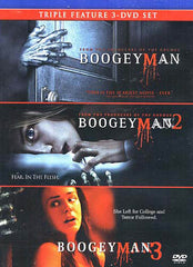 Boogeyman 1,2,3 (Triple Feature)