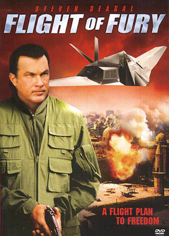 Flight of Fury DVD Movie