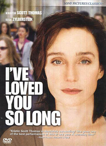 I've Loved You So Long DVD Movie