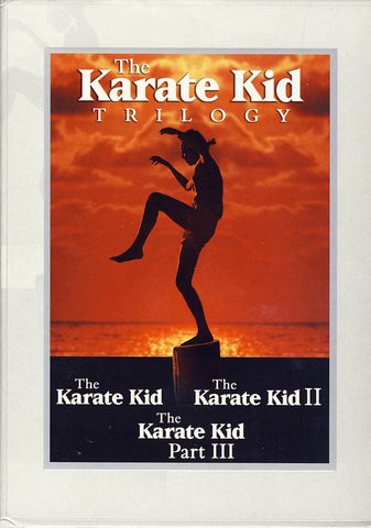 The Karate Kid Trilogy (Boxset) DVD Movie