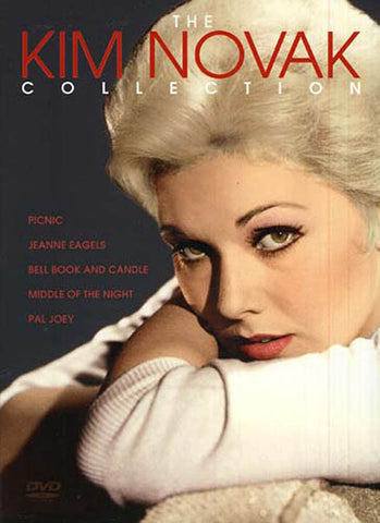 The Kim Novak Collection (Boxset) DVD Movie