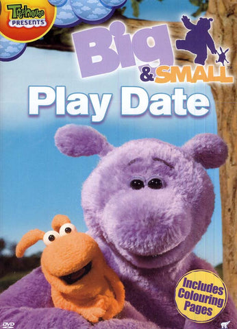 Big and Small - Play Date DVD Movie