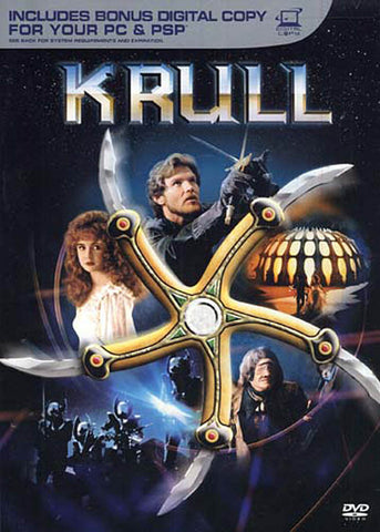 Krull DVD Movie