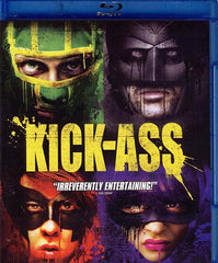 Kick-Ass (Bilingual) (Blu-ray)