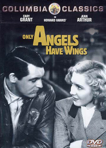 Only Angels Have Wings DVD Movie