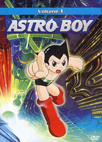Astro Boy Vol. 1 DVD Movie
