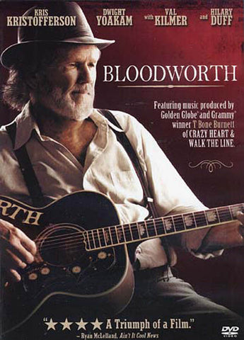 Bloodworth DVD Movie