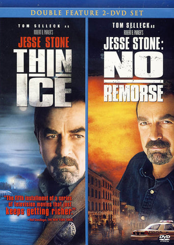 Jesse Stone - Thin Ice / No Remorse (Double Feature) DVD Movie