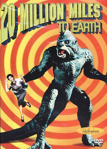 20 Million Miles To Earth DVD Movie