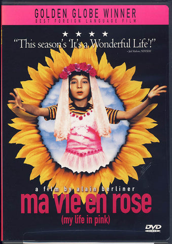 Ma Vie en Rose DVD Movie