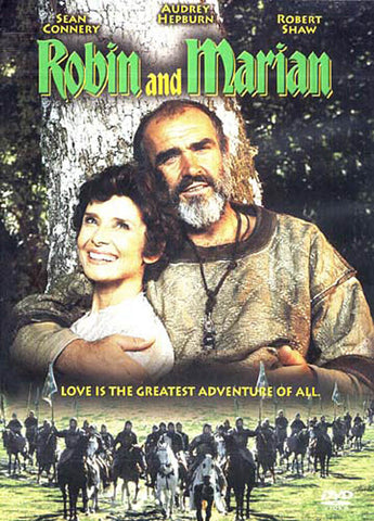 Robin and Marian DVD Movie
