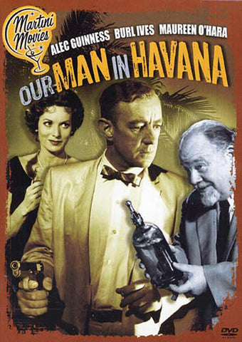 Our Man in Havana DVD Movie