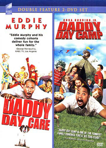 Daddy Day Care / Daddy Day Camp (Double Feature) DVD Movie