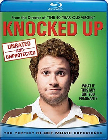 Knocked Up (Unrated and Unprotected) (Bilingual) (Blu-ray + DVD + Digital Copy) (Blu-ray) BLU-RAY Movie