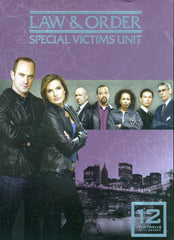 Law and Order: Special Victims Unit - The Twelfth (12) Year (Boxset)