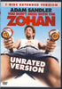 You Don't Mess With the Zohan (Unrated Extended Single-Disc Edition) DVD Movie