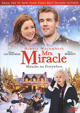 Mrs. Miracle DVD Movie