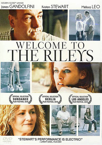 Welcome To The Rileys DVD Movie