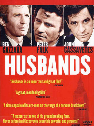 Husbands DVD Movie