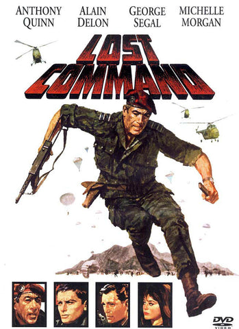 Lost Command DVD Movie